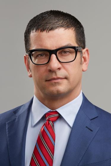Brent Goudarzi Headshot